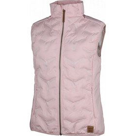 High Colorado Winnipeg Padded Vest Women, peach skin